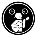 picto guitare