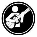 picto cours de guitare sur mesure