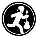 pictogramme cour de guitare à domicile professeur se déplace